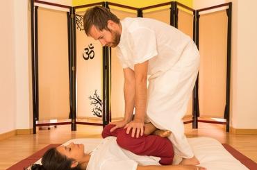 ¿En qué consiste el masaje tailandés Wat Pho?