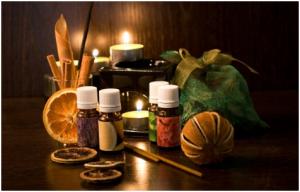 Masaje con aromaterapia en Tetuán