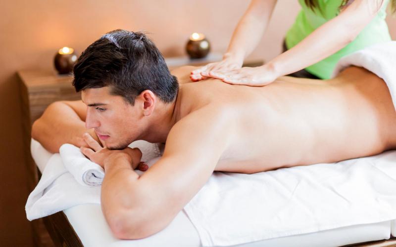 Masaje para parejas en Madrid - Curso Eden Zen